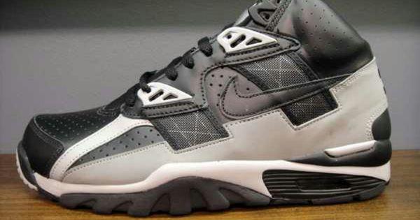 Nike Bo Jackson (Raiders 34)   Cool Kicks   Pinterest   Bo ...
