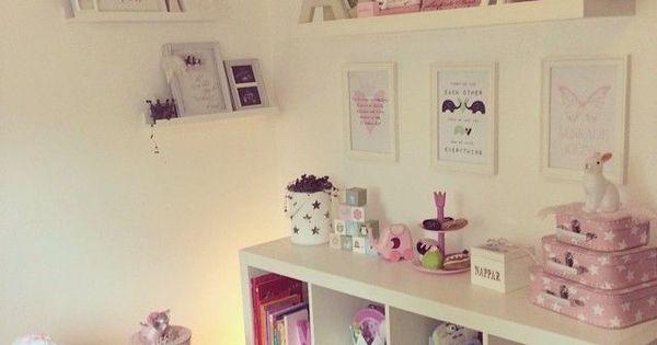 Great little girls room brooklynn would love this kids stuff pinterest kinderkamer - Pastel slaapkamer kind ...