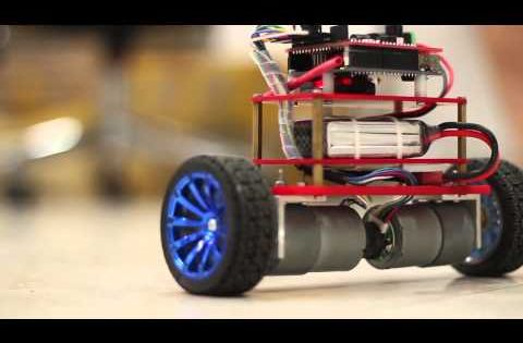 Making an Arduino-controlled Delta Robot Matt