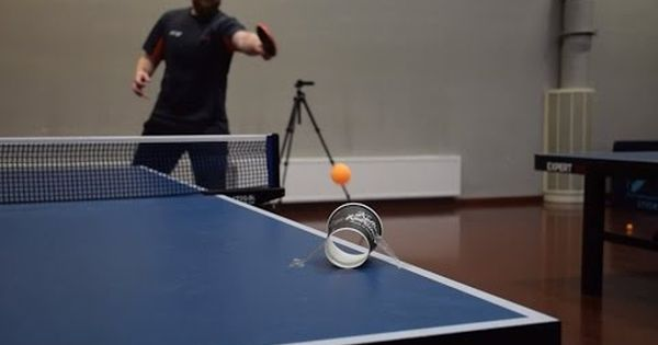 A Compilation Of Pongfinity S Best And Funniest Table Tennis Trick Shots Ping Pong Trick Shots Ping Pong Trick Shots
