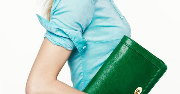 Color Combo by JCrew Spring 2012