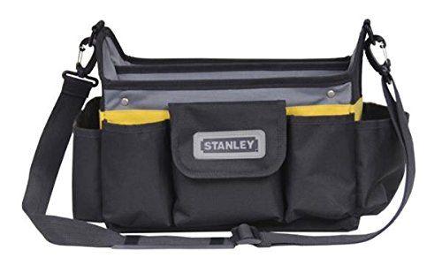 Stanley Werkzeugtasche 31 X 20 X 26 Cm Stst1 70718 Amazon De Baumarkt Werkzeugtasche Werkzeugkasten Taschen