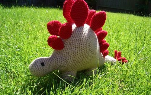 Jurassic World Amigurumi : 10 Free Crochet Dinosaur Patterns in a Collection on ...