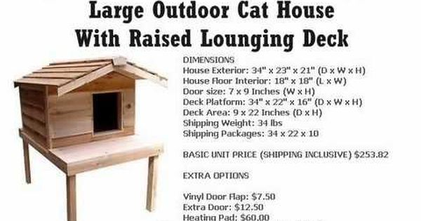 Winter House Plans Feral Cat Houses For Winter Outdoor Cat House Plans Get These Easy Diy Ones