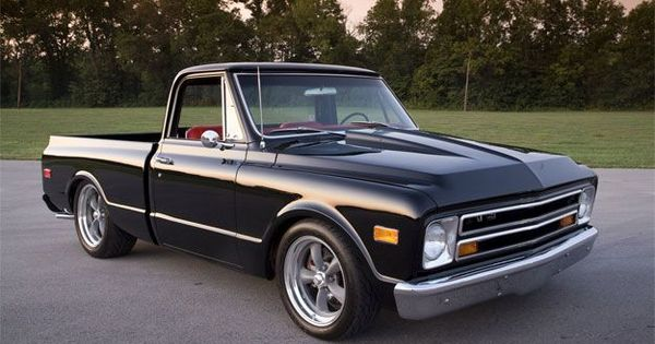 Help Locate A 1969 Gmc Short Bed C10 Pickup Truck And Earn A