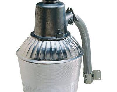 Heath Zenith Security Light Hz 5666 Al 100 Watt High Pressure Sodium Dusk To Dawn Security Lights Area Lighting Outdoor Light Fixtures