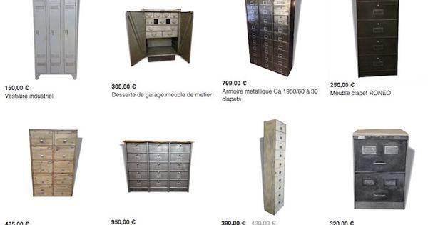 Ou Trouver Une Grande Armoire Metallique Au Style Industriel Armoire Metallique Style Industriel Et Grande Armoire