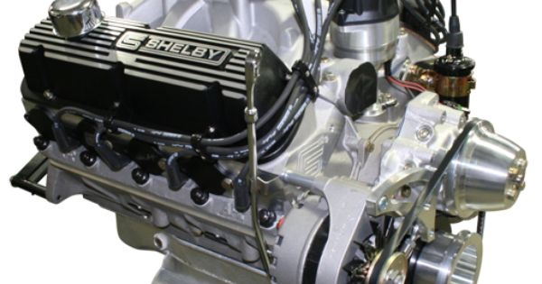 Shelby 427 cid engine 560 hp ford pinterest for Shelby motors champaign il