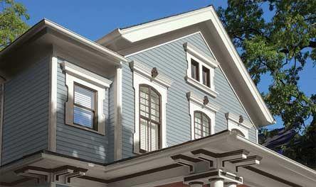 Cafe Blue Valspar House Paint Exterior House Exterior Paint