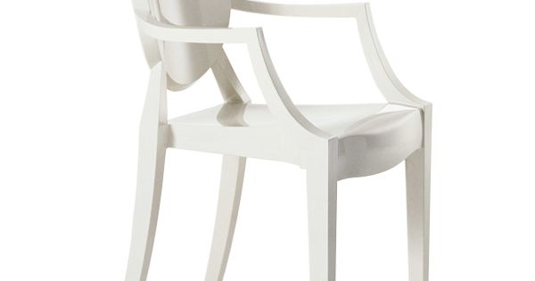 louis ghost chair white by kartell new noteworthy. Black Bedroom Furniture Sets. Home Design Ideas