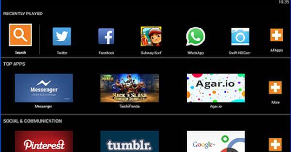 Cara Install Aplikasi Android Di Pc Atau Laptop Buat Blog Aplikasi Android Tablet Komputer