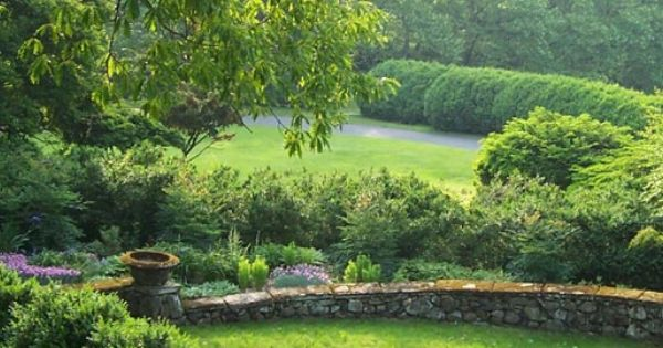 Greenwood Gardens A Historic Public Garden Of Short Hills New Jersey Scheduled To Open To