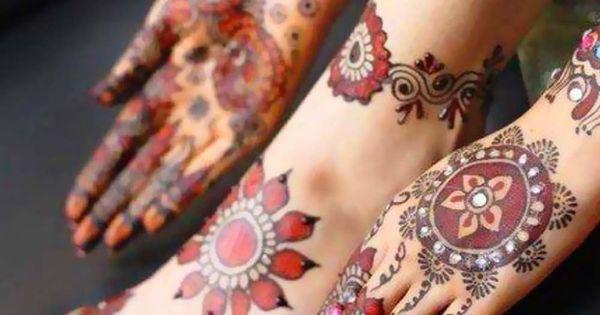Mehndi Patterns Wikipedia : Mehndi design or henna is derived from the sanskrit