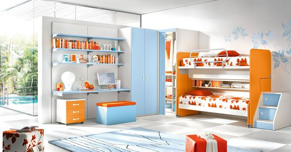 modern rooms for kids