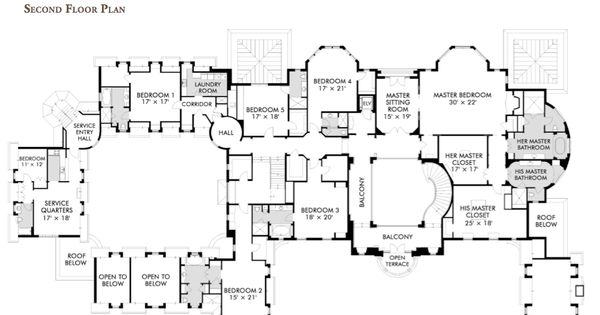 Floorplans Floor Plans Pinterest Mansions Drive In
