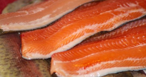 Recipe For Trout Smoking Brine Fresh Stocked Trout