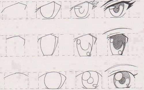 Dibujar Anime Paso A Paso Para Principiantes - Buscar Con Google