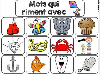 Conscience Phonologique Ensemble Complet French Phonemic