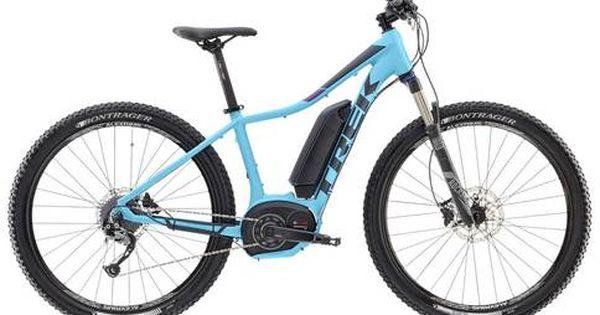 Trek Powerfly 5 2017 Womens Electric Mountain Bike Bicicletas