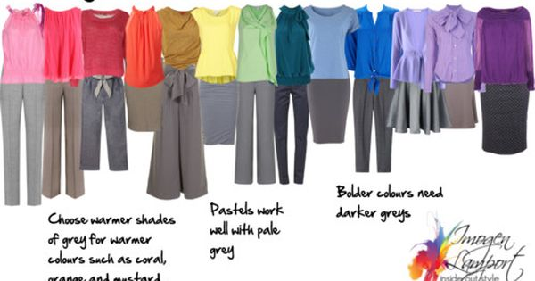 Shades Of Grey How To Pick The Right Grey Inside Out Style