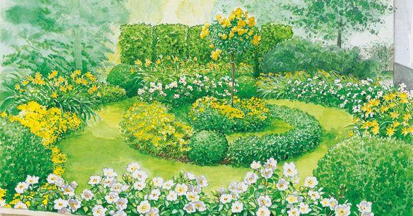 Vorgarten Im Neuen Gewand Vorgarten Garten Pflanzen Garten Hochbeet