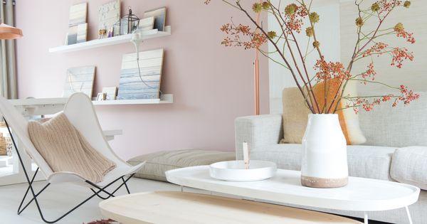 Home inspo printemps d co pinterest cuivre design et salons - Deco etagere woonkamer ...