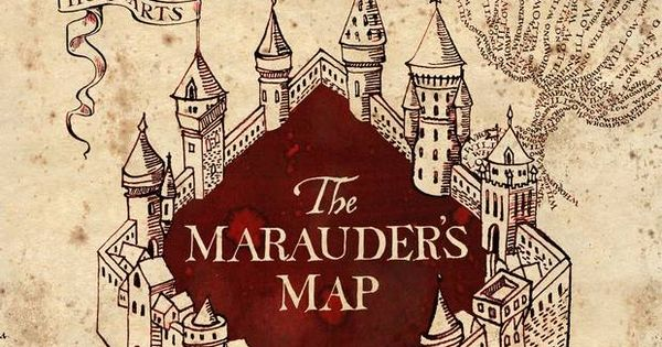 From the Marauder's Map to The Quibbler: Graphic art from ...