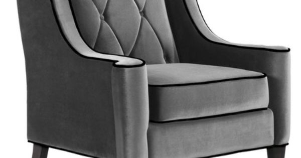 Soft Velvet Arm Chair Armchair Fotele Pinterest