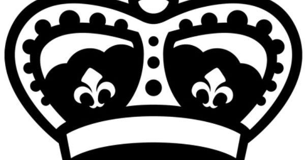 Crown Stencil | Image Transfer | Pinterest | Stenciling