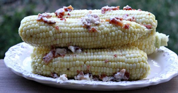 ... Grilled Corn, Thai-Style Grilled Corn with Roast… | Pinteres