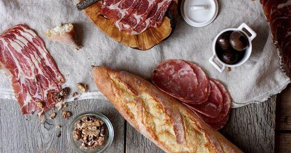 i love cured meats SO picnic prepare for picnic company picnic summer