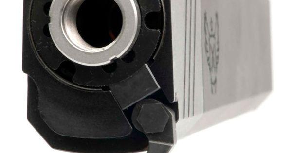 Silencerco osprey cam locking system screw on suppressor
