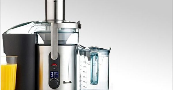 Breville BJE510XL Juice Fountain Multi