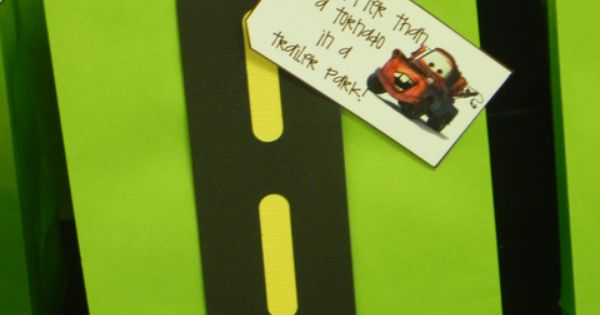 Disney Cars Birthday Party Ideas | Photo 7 of 53 | Catch