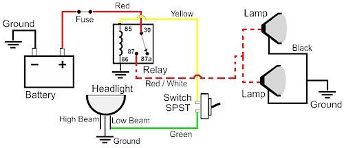Gm Headlight Switch Wiring Diagram