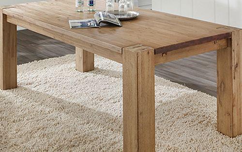 castagno tavolo rustico : Tavolo da pranzo in legno massello rustico made in italy. Un tavolo da ...