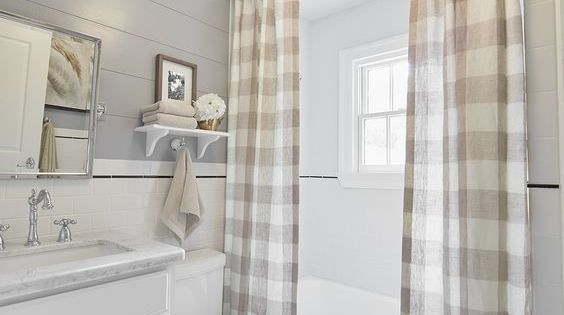 Farmhouse Bathrooms Vintage Farm Joanna Gaines And