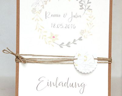 Vintage Wedding - Einladung Hochzeit - DIY  Vintage, Wedding and ...