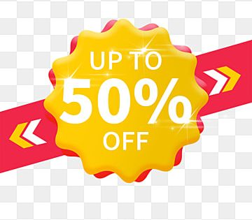 Discount 50 Discounts Discount 50 Discounts Png Transparent Clipart Image And Psd File For Free Download Clip Art Food Promotion Sale Banner