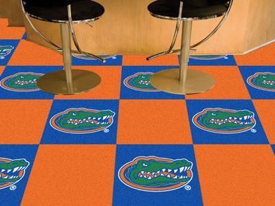 Florida Gators Carpet Tiles 18 Carpet Tiles