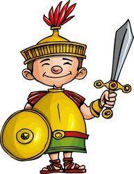 El Imperio Romano Fue Una Gran Civilizacion De La Antiguedad El Nacimiento De Este Imperio Fue Debido A La Roma Para Ninos Artesanias De Egipto Imperio Romano