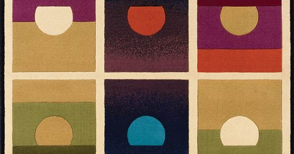 Setting Suns Rug from the Andy Warhol Rugs collection at ...