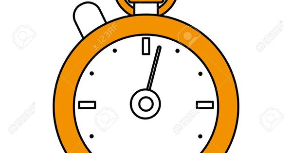 Cronometro Dibujo Cronometro Relojes Dibujo Reloj