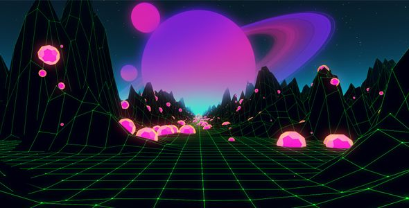 The Space Vj Loop Vaporwave Wallpaper Desktop Wallpaper Art Background Images Wallpapers