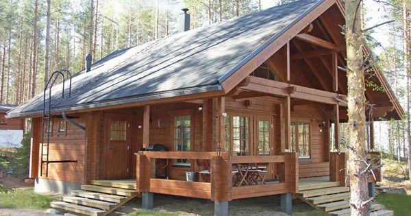 Small Scale Timber Frame Cabin Ardmore Residence Pinterest Log