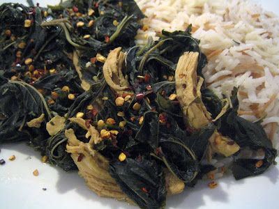 Don T Eat Your Greens Syrian Food Molokhia Recipe Eat