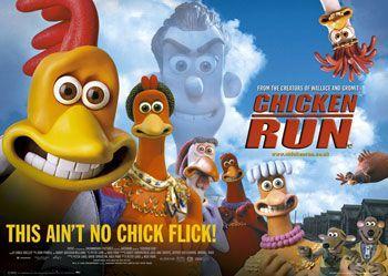 Chicken Run Aardman Animations