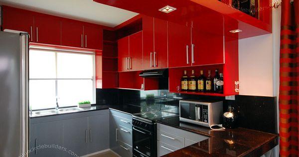 Modern Kitchen Design Philippines Small Kitchen Design Philippines Kitchens Pinterest