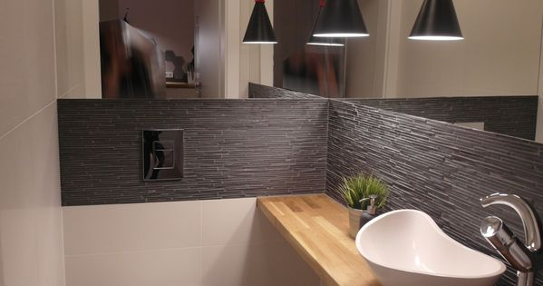 bad g ste toilette modern wohnen hausbau wohnen hausbau garten deko dekorieren pinterest. Black Bedroom Furniture Sets. Home Design Ideas