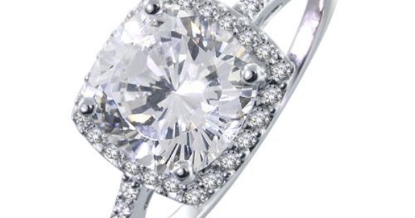 bling jewelry sterling silver 2 9 ct brilliant cz